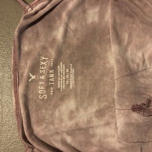 American Eagle Outfitters Tops - NWOT AE Soft & Sexy Lace Camisole